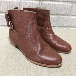 Brown Size 6 Kate Spade Ankle Boots